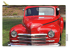 1948 Plymouth Coupe Carry-all Pouch