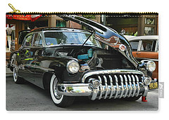 1950 Buick 2 Carry-all Pouch by Victor Montgomery