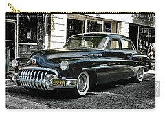 1950 Buick Carry-all Pouch by Victor Montgomery