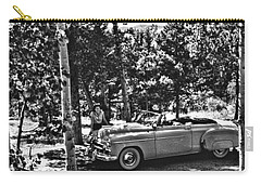 1950's Cadillac Carry-all Pouch