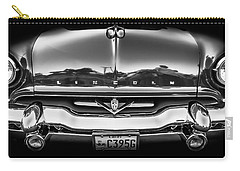 Carry-all Pouch featuring the photograph 1953 Lincoln - Capri by Steven Milner