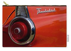 1955 427 Thunderbird Tail Light Carry-all Pouch