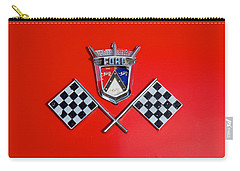 1955 Ford T-bird Logo Carry-all Pouch