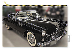 1955 Ford Thunderbird Convertible Carry-all Pouch