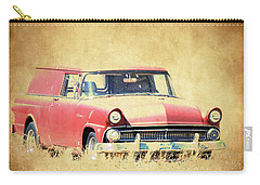 1956 Ford Sedan Delivery Carry-all Pouch by Steve McKinzie