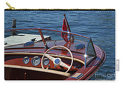 1957 Chris Craft Holiday Carry-all Pouch