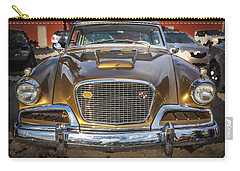 1957 Studebaker Golden Hawk  Carry-all Pouch