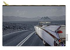 1959 Cadillac Eldorado Cool Night Carry-all Pouch