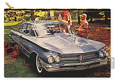 1960 - Buick Lesabre Sedan Advertisement - Color Carry-all Pouch