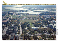 1960s Aerial View Washington Monument Carry-all Pouch