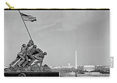 1960s Marine Corps Monument Carry-all Pouch