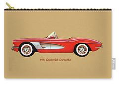 1961 Chevrolet Corvette Carry-all Pouch