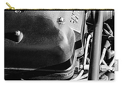 1965 Shelby Prototype Ford Mustang Paxton Carry-all Pouch by Jill Reger