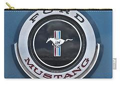 1966 Shelby Gt 350 Emblem Gas Cap Carry-all Pouch