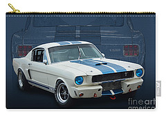 1966 Shelby Gt350 Carry-all Pouch