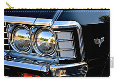 1967 Chevy Impala Front Detail Carry-all Pouch