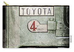 1969 Toyota Fj-40 Land Cruiser Taillight Emblem -0417ac Carry-all Pouch