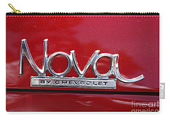 1970 Chevy Nova Logo Carry-all Pouch