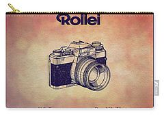 1979 Rollei Camera Patent Art 1 Carry-all Pouch