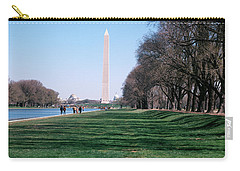 1980s Washington Monument Dc Usa Carry-all Pouch
