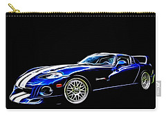 1997 Viper Hennessey Venom 650r 5 Carry-all Pouch