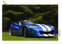 1997 Viper Hennessey Venom 650r Carry-all Pouch