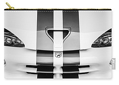 1998 Dodge Viper Gts-r Grille Emblem -0329bw Carry-all Pouch