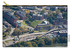 aerials of WVVU campus Carry-all Pouch