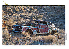 Aguereberry Camp Death Valley National Park Carry-all Pouch