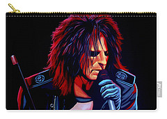 Alice Cooper Carry-All Pouches