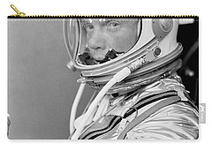 Astronaut John Glenn Carry-all Pouch by War Is Hell Store