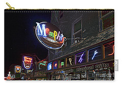 Beale Street Carry-all Pouch by Liz Leyden