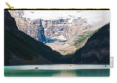 Beautiful Lake Louise Carry-all Pouch by Cheryl Baxter