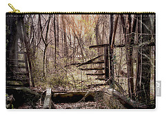 Carry-all Pouch featuring the photograph Been There by Bonnie Willis