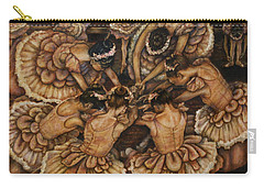 Bouquet Of Ballet    Carry-all Pouch