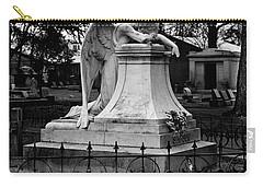 Broken Angel  Carry-all Pouch by Peter Piatt