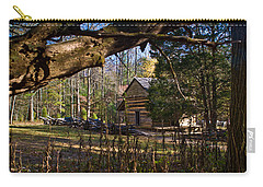 Cades Cove Cabin  Carry-all Pouch