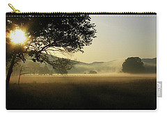 Cades Cove Sunrise II Carry-all Pouch