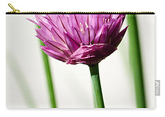 Chives Carry-all Pouch by Jouko Lehto