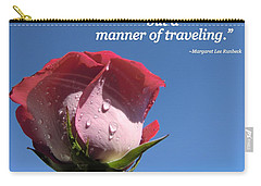 Choose Your Quote Choose Your Picture 23 Carry-all Pouch