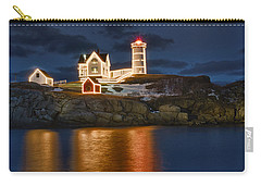 Christmas Nubble Carry-all Pouch