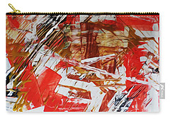 Comission 23 Uplifting Behaviour Carry-all Pouch