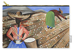 Cotton Pickin' Cotton Carry-all Pouch
