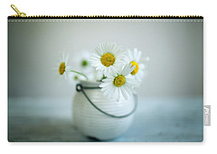 Daisy Flowers Carry-all Pouch