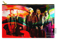 Def Leppard Carry-all Pouch by Marvin Blaine