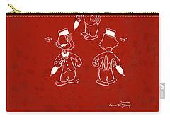 Disney Jose Carioca Carry-all Pouch