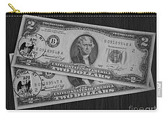 2 Dollars Carry-all Pouch