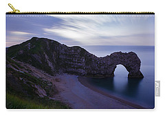 Durdle Door At Dusk Carry-all Pouch