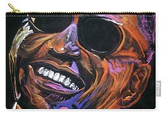 electric Ray Charles Carry-all Pouch