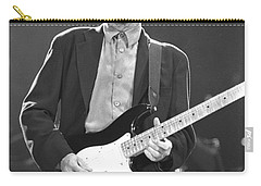 Eric Clapton Carry-all Pouch by Concert Photos